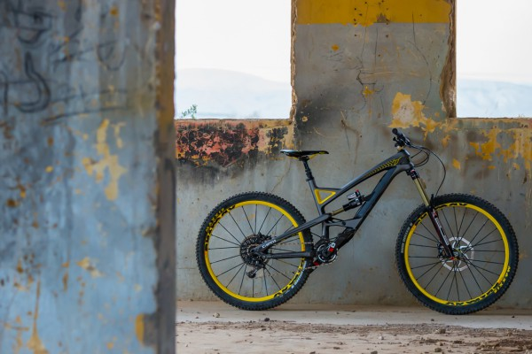 YT Industries Capra officiel