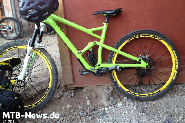 cannondale jekyll 650B 2015