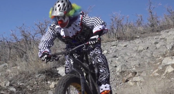 clown fatbike