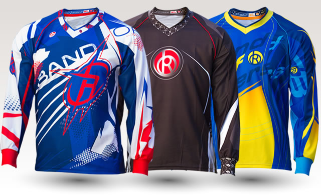 3 nouveaux maillots enduro chez Band of Riders