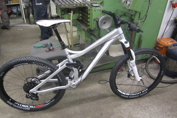 prototype enduro 2015