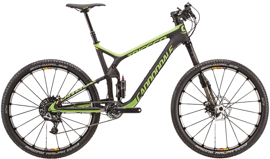 Cannondale Trigger 2015 27.5