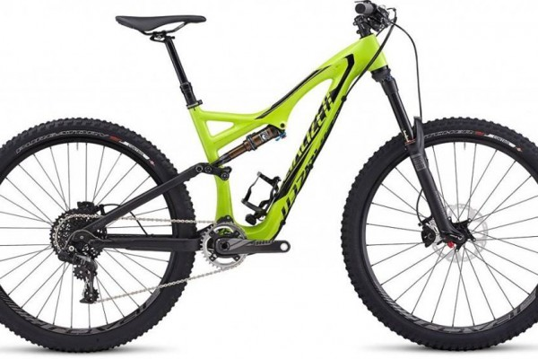 Specialized stumpjumper evo 650b 2015