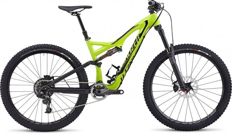 Specialized 2015 goes to 27.5