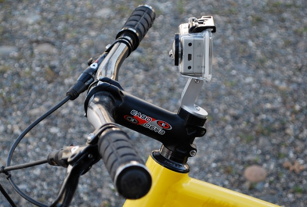 Support GoPro pour potence