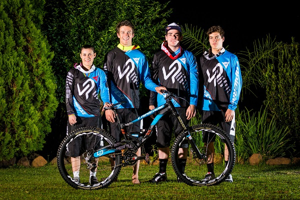 Team Lapierre Gravity Republic