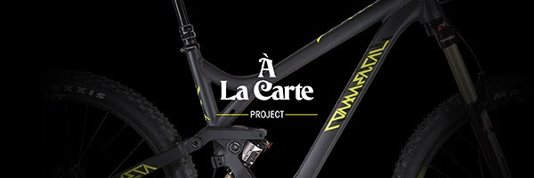 commencal a la carte vtt