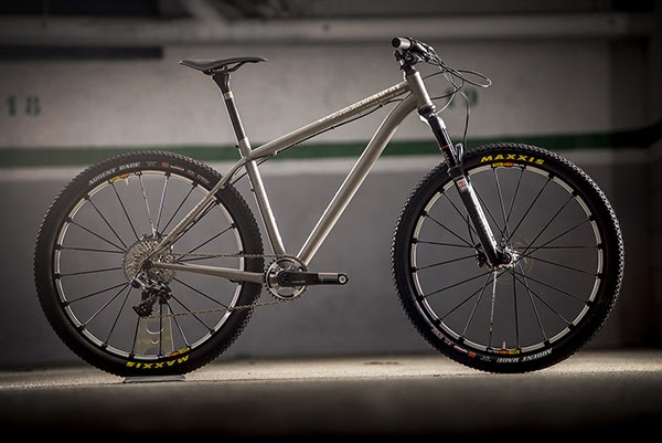 commencal supernormal titanium