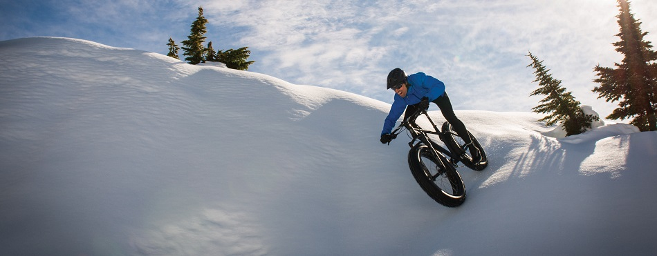 New Rocky Mountain Blizzard fatbike