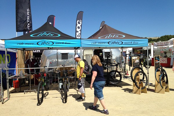ibis booth sea otter