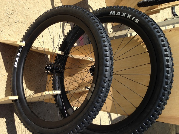 ibis cycles carbon wheels