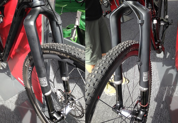 rockshox RS-1 2015 inverted fork
