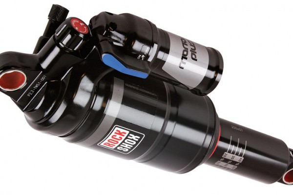 rockshox monarch plus RC3 debonair