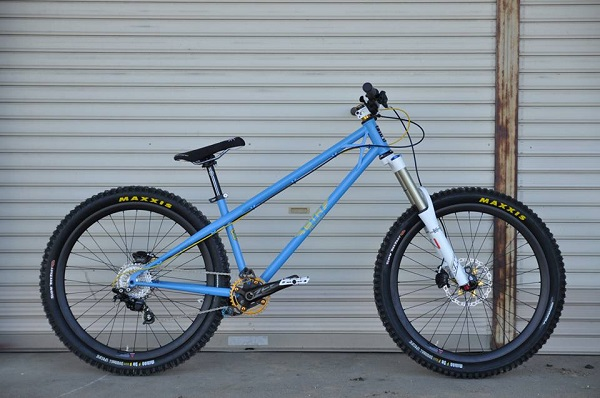 BTR Belter DH hardtail