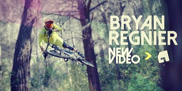 bryan regnier video vtt