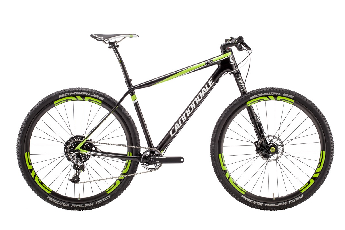 2015: Cannondale F-Si 29 Carbon