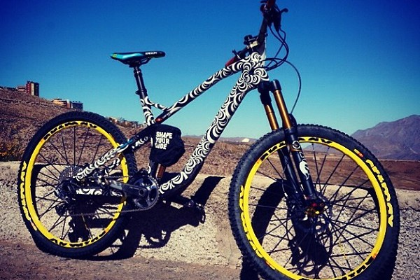 canyon strive 2015 shape your ride