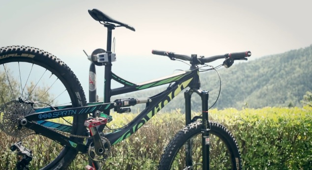 Video: Nouveau De Vinci Spartan