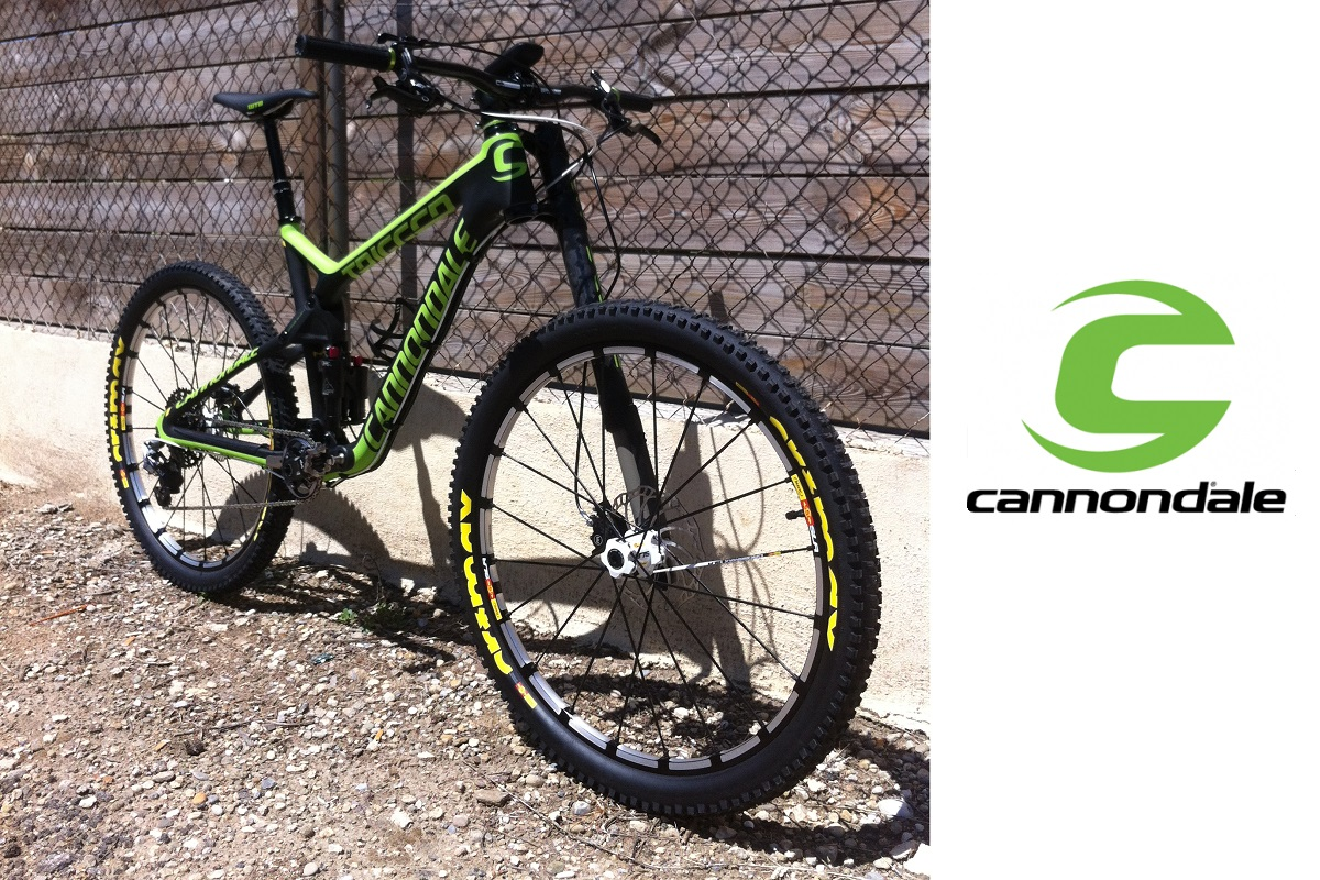 Hot or not Cannondale Trigger 27.5 de Thomas