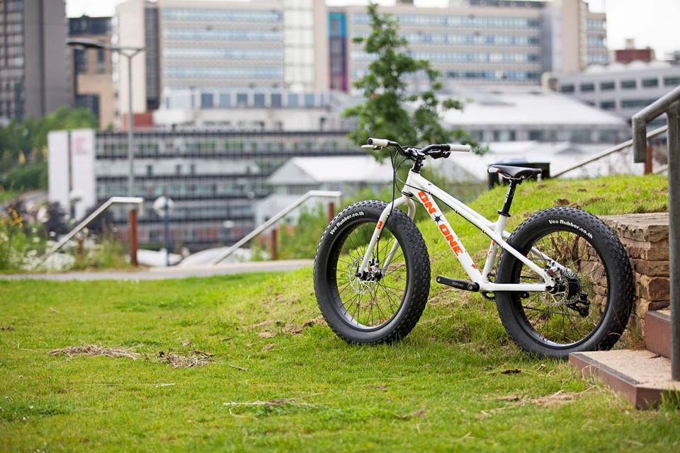 Baby fatbike from On One is available