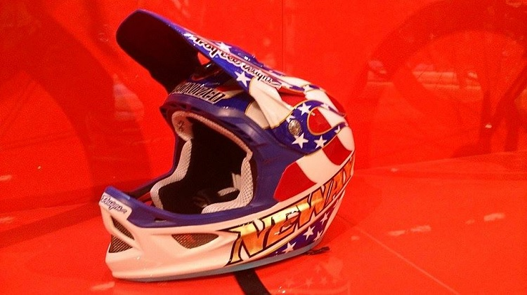 casque full face troy lee designs