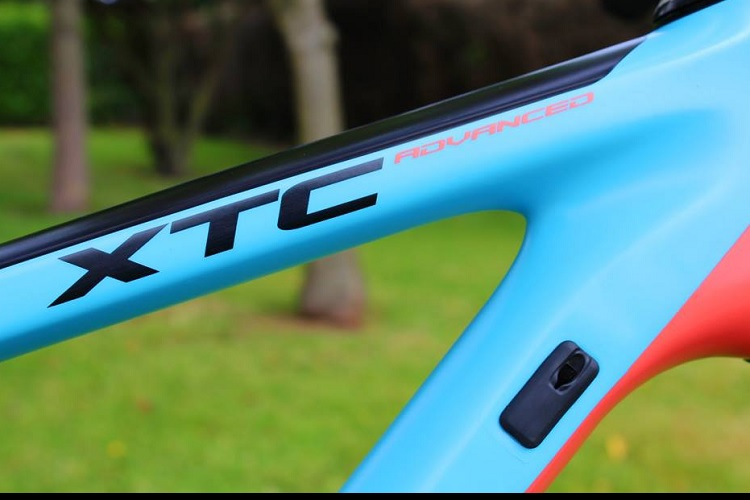 Hot or not: Giant XTC Advanced 2 de Cyril