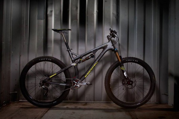 saracen bikes kili flyer team carbon