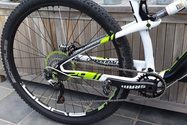 Hot not: Cannondale Scalpel 29