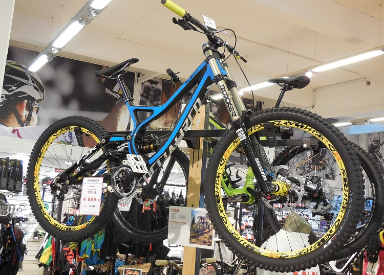 specialized demo carbon 2014