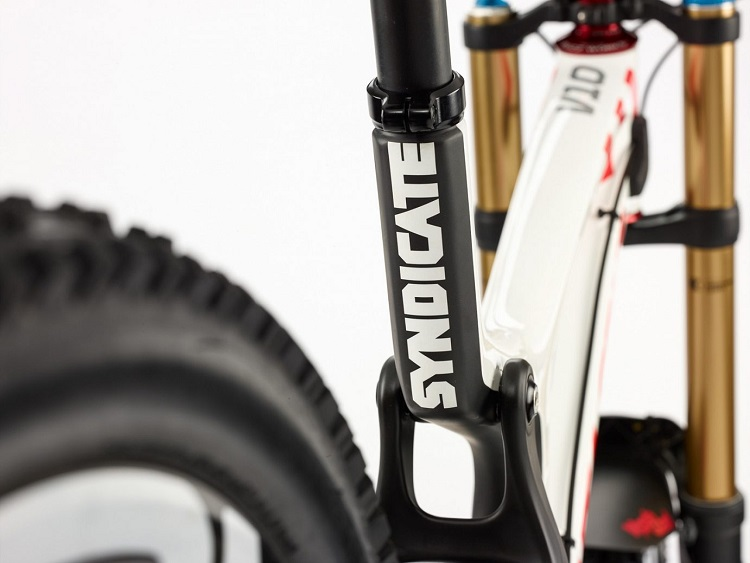 team syndicate santa cruz V10
