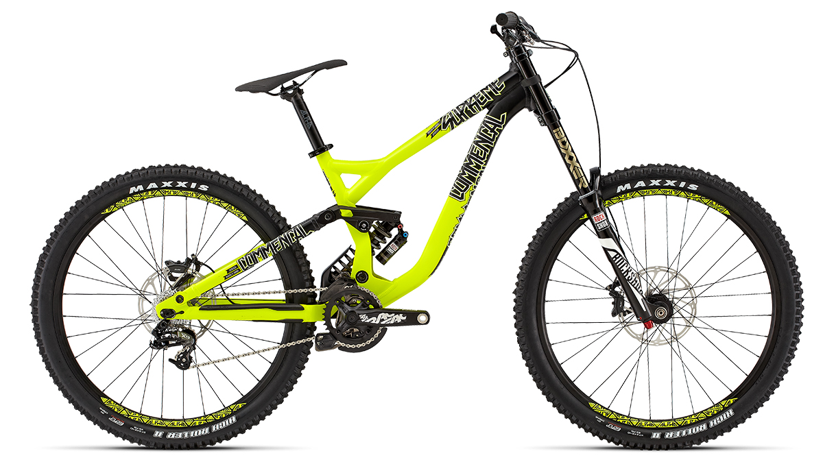 Commencal supreme DH 2015 Essential