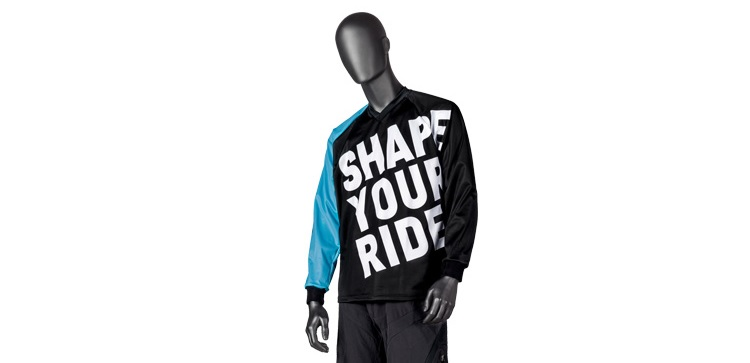 canyon jersey shape your ride