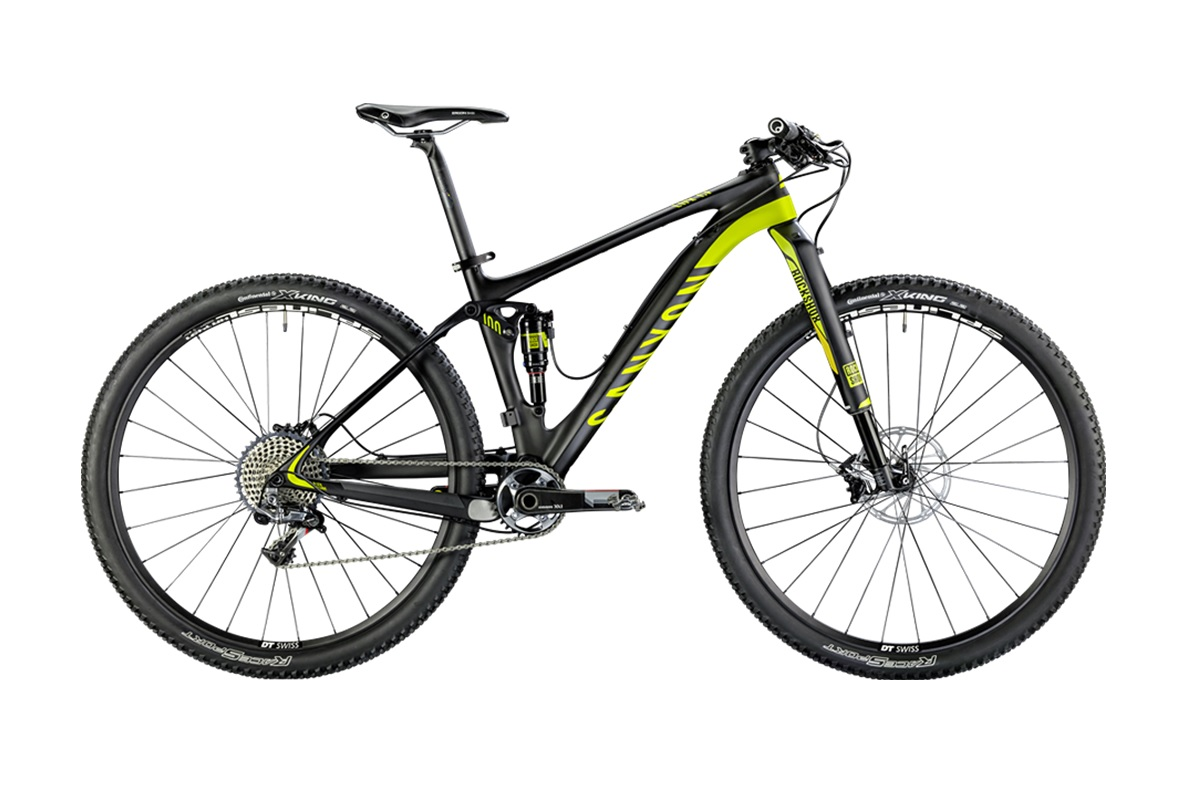canyon lux cf 2015