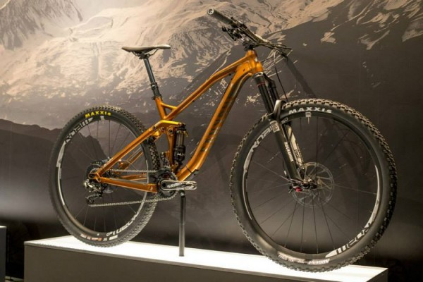 canyon spectral AL 9.9 EX 2015
