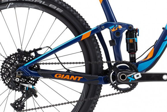 Hot or not 2015: Giant Anthem SX 27.5 Advanced