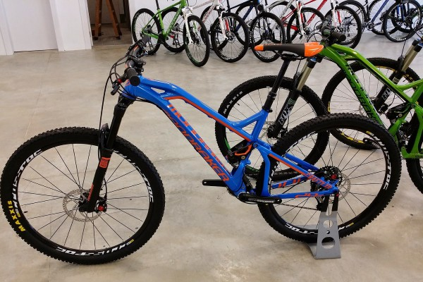 mondraker crafty xr 2015