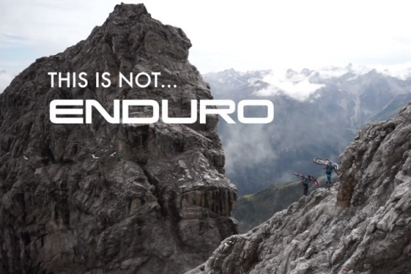 this is not enduro