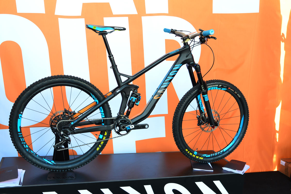Bikecheck: Canyon Strive CF 9.0 Race
