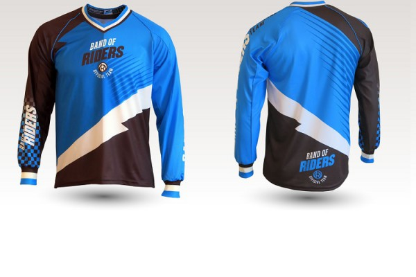 jersey enduro dh band of riders 2015