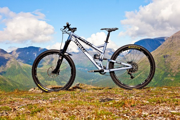 pole bicycle enduro