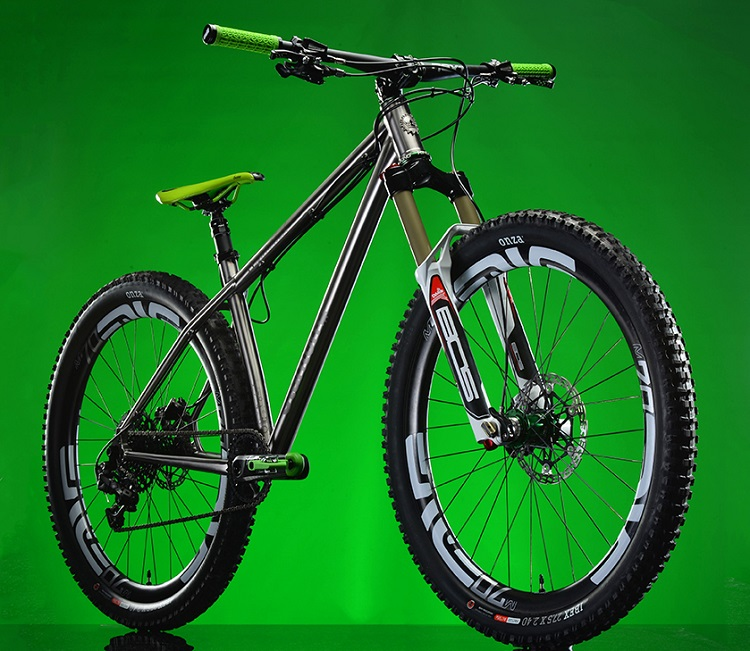 stanton switchback ti green