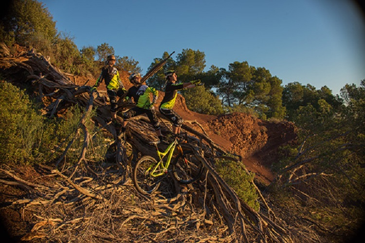commencal enduro 2015