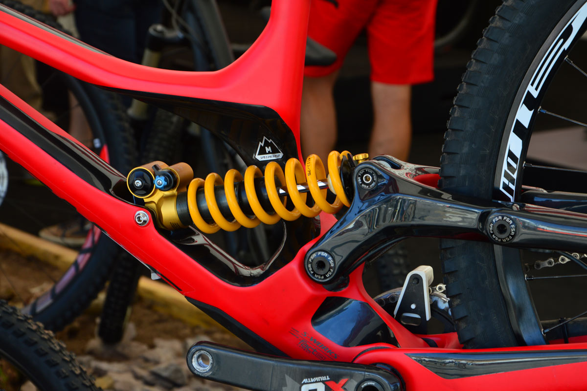 fsr specialized 2015