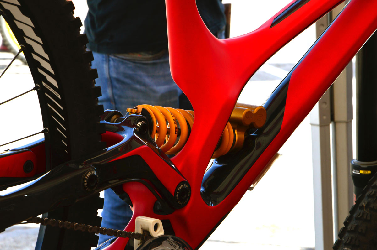 fsr specialized demo carbon