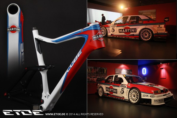 martini bike etoe