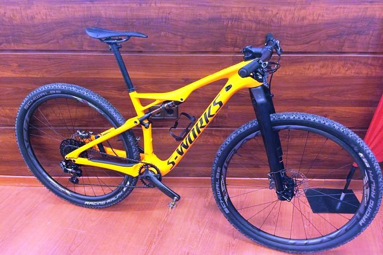 Module Specialized Sworks Epic World Cup 29