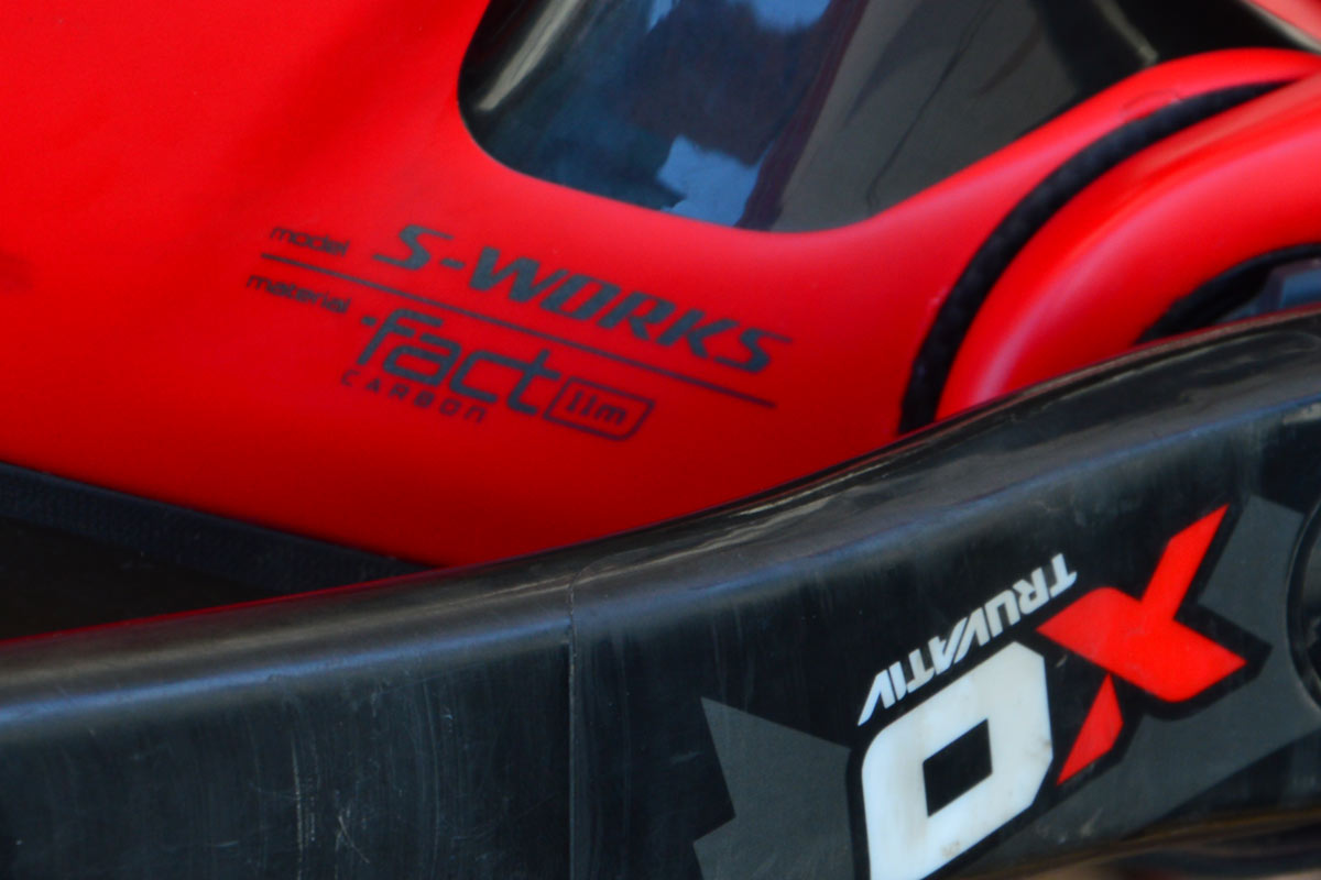 Specialized Sworks Demo 8 Carbon