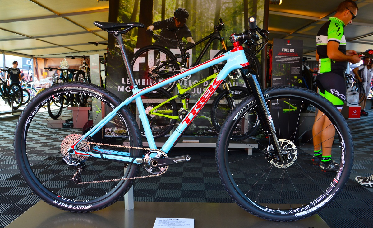 trek superfly 9.9 SL