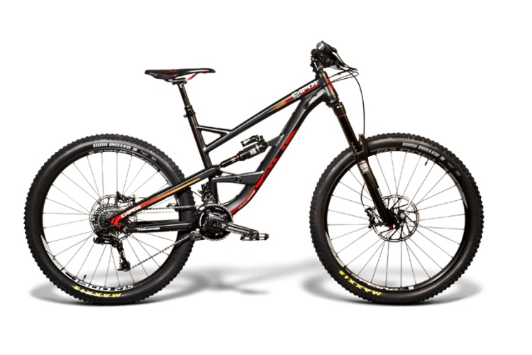 YT Capra_Origin AL 2 black