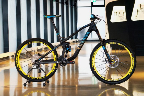 canyon strive CF 2015 new partner SRAM
